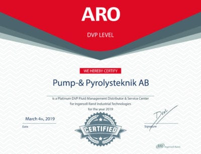 Platinum Certification 2019